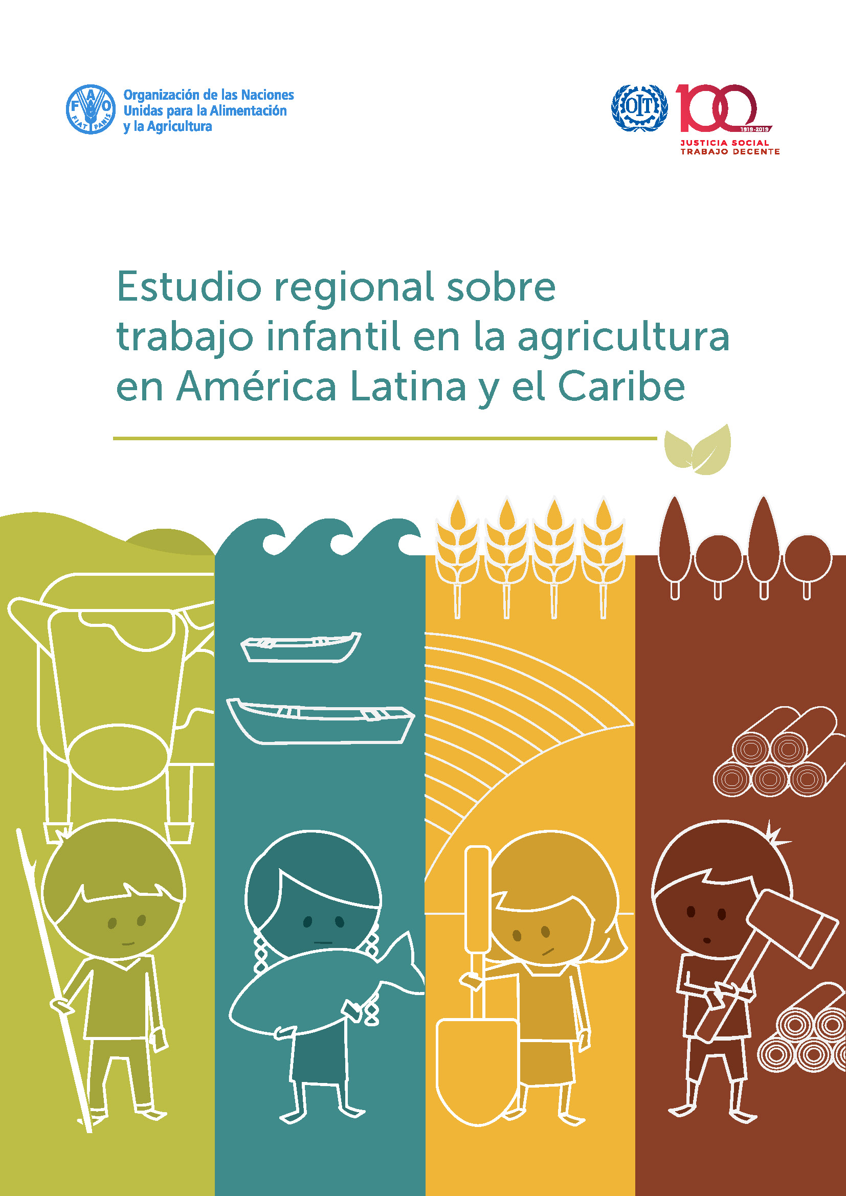 Estudio regional sobre trabajo infantil